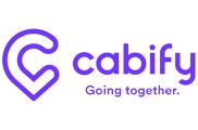 Logo Cabify - Cliente Dejuris Recuperação de Créditos